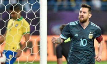 Hasil Pertandingan Brasil vs Argentina: Skor 0-1