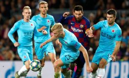 Hasil Pertandingan Barcelona vs Slavia Praha: Skor 0-0