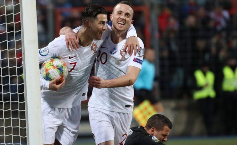Gol ke-99 Cristiano Ronaldo di Timnas Portugal, Hasil 'Mencuri' Gol Diogo Jota?