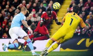 Hasil Pertandingan Liverpool vs Manchester City: Skor 3-1