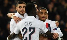 Paris Saint-Germain vs Club Brugge
