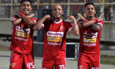 Badak Lampung Hancurkan Madura United