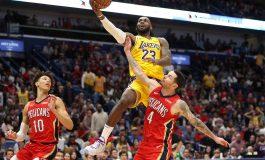 LeBron James Catat Rekor 33.000+ Poin di NBA