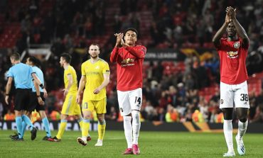 Jadi Kapten dan Hapus Dahaga Gol, Lingard Tak Mampu Selamatkan Man United