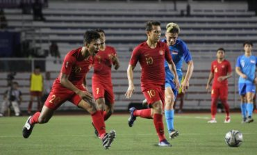 Kalahkan Singapura, Timnas Indonesia U-22 Makin Matang