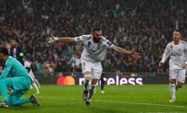 Man of the Match Real Madrid vs PSG: Karim Benzema