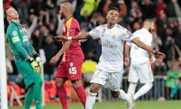 Hasil Pertandingan Real Madrid vs Galatasaray: Skor 6-0