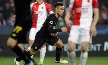 Hasil Pertandingan Slavia Praha vs Inter Milan: Skor 1-3