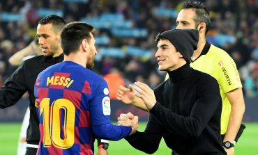 Marc Marquez Girang Bisa Satu Lapangan dengan Lionel Messi