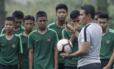 Bima Sakti Pimpin Timnas Indonesia U-16 Jalani Pematangan di Bekasi