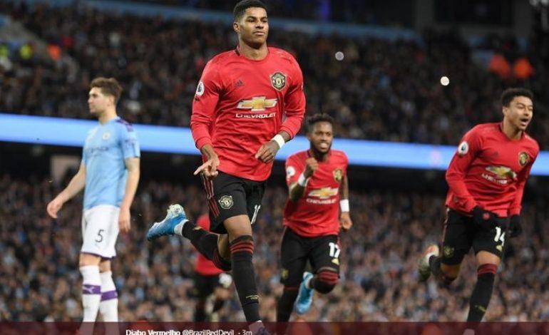 Man of the Match Manchester City vs Manchester United: Marcus Rashford