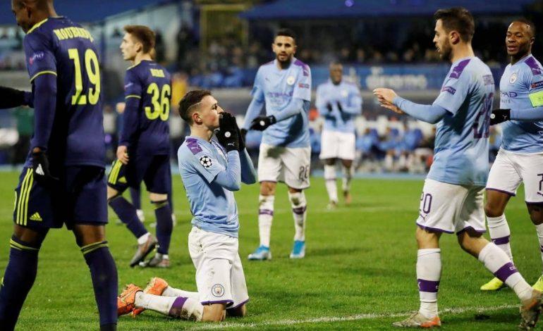 Guardiola: Phil Foden Aktor Kemenangan City atas Zagreb