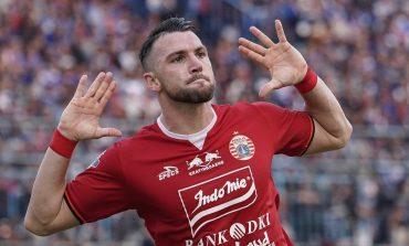 3 Penalti Marko Simic Selamatkan Persija dari Jurang Degradasi