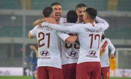 Hasil Pertandingan Hellas Verona vs AS Roma: Skor 1-3