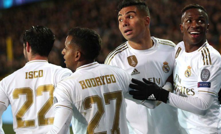 Hasil Pertandingan Club Brugge vs Real Madrid: Skor 1-3