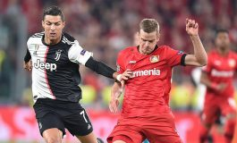 Man of the Match Bayer Leverkusen vs Juventus: Cristiano Ronaldo