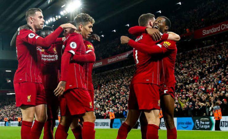 Hasil Pertandingan Liverpool vs Everton: Skor 5-2