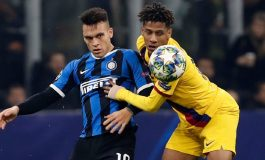 Man of the Match Inter Milan vs Barcelona: Jean-Clair Todibo