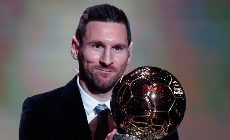 Lionel Messi Raih Ballon d'Or 2019, Tambah Koleksi jadi Enam Trofi