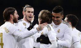 Zinedine Zidane Minta Real Madrid Abaikan Klasemen Saat Lawan Espanyol, Apa Sebab?