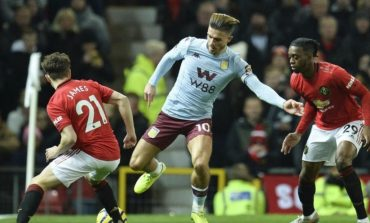 Manchester United Kepincut Kapten Aston Villa, Jack Grealish