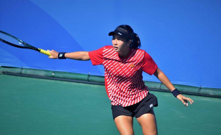 Aldila Berpeluang Rebut Dua Emas di Cabang Tenis