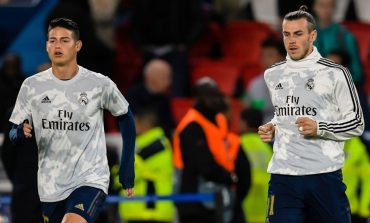Real Madrid Tawarkan Bale dan Rodriguez untuk Amankan Paul Pogba