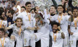 Kuasai Piala Super Spanyol, Zidane Minta Real Madrid Tidak Terlena