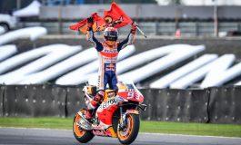 Setelah Pensiun dari MotoGP, Marquez Berniat Ikut Reli Dakar