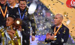 Genggam Piala Super Spanyol Lengkapi Zidane Menangi Final ke Sembilan