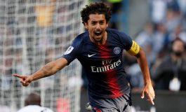 Marquinhos Perpanjang Kontrak Di Paris Saint-Germain