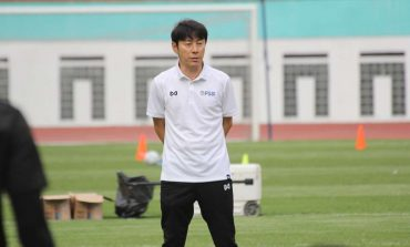 Shin Tae-Yong Tuntut Timnas Indonesia U-19 Berlaga dengan Intensitas Tinggi