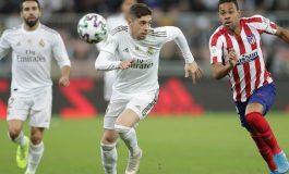 Real Madrid Jadi Juara karena Kartu Merah Fede Valverde, Kok Bisa?