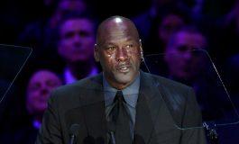 Kenang Mendiang Kobe Bryant, Michael Jordan Menangis