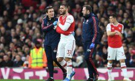 Lawan Olympiakos, Arsenal Tanpa Kolasinac