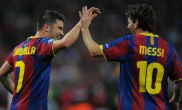 David Villa: Lionel Messi Bahkan Hebat Sebagai Penjaga Gawang!
