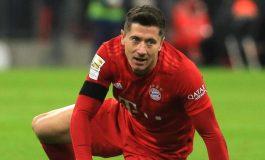 Cedera Lutut Kiri, Lewandowski Absen Empat Pekan