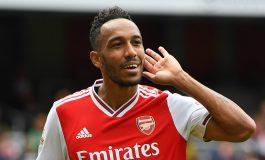 Pierre-Emerick Aubameyang Siap Bahas Kontrak Baru di Arsenal