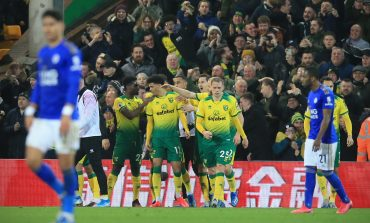 Leicester City Kembali Menuai Hasil Negatif Lawan Norwich City