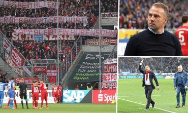 Hans-Dieter Flick Sebut Fans Ultras Bayern Munich Idiot