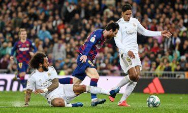 Hentikan Lionel Messi dengan Tekel Bersih, Marcelo Rarayakan Bak Cetak Gol