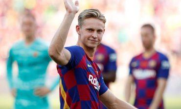 Louis van Gaal Anggap Barcelona Keliru Membeli Frenkie de Jong