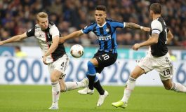Laga Juventus vs Inter Milan Resmi Digelar pada 8 Maret 2020