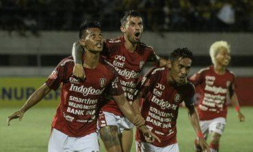 Tumbangkan Barito, Bali United Teror PSM di Klasemen Liga 1