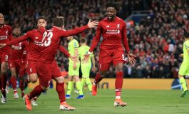 Hadapi Atletico di Anfield, Liverpool Andalkan Rekor Kandang