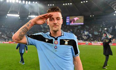 Diintai Manchester United dan Real Madrid, Lazio Tetapkan Nilai Jual Sergej Milinkovic