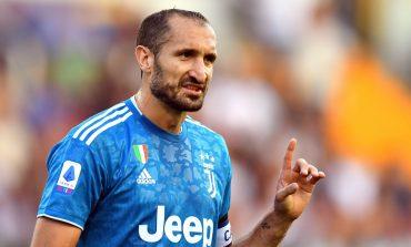 Giorgio Chiellini Siap Perpanjang Kontrak Bersama Juventus