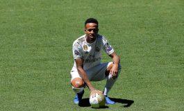 Kutukan Eder Militao di Real Madrid