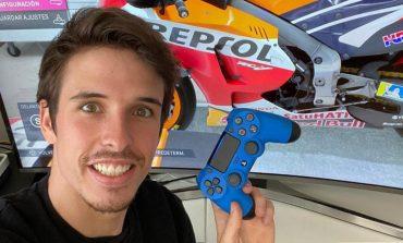 Alex Marquez Juara Seri Pembuka Balapan Virtual MotoGP 2020