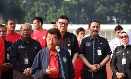 Ketua Umum PASI Bob Hasan Tutup Usia
